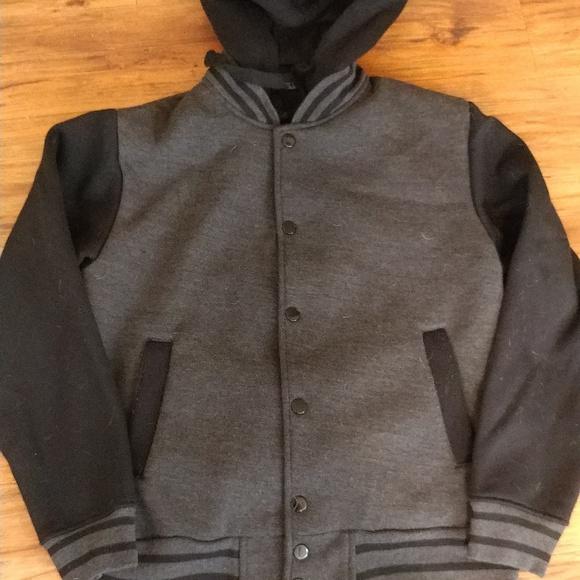 0c950e465 Mansfield baseball varsity jacket men's medium